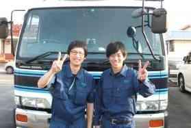 未経験者でも安心の教育体制と安全設備☆金属製品・4t専属 トラックドライバー(夜)
